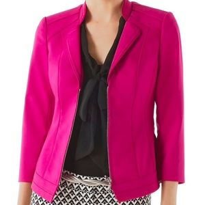 COUTURE PINK PERFECT FORM JACKET